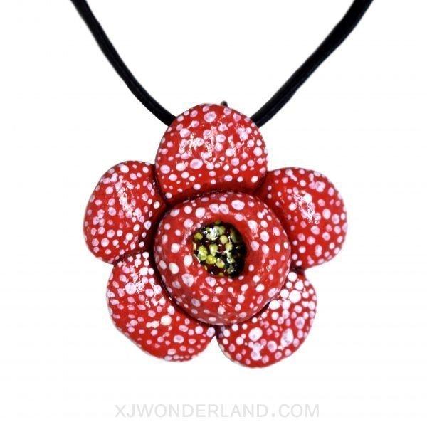 Rafflesia Pendent
